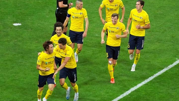 Десяток предупреждений и дубль японца: как «Ростов» обыграл тульский «Арсенал»