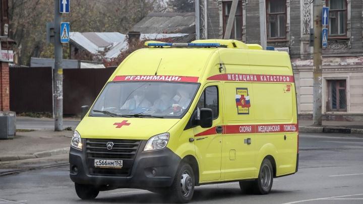 Карта заражений: в Автозаводском районе уже 5707 заболевших