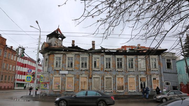 «Почему я почти потерял веру в Уфу»: журналист о том, что для него значит пожар в усадьбе Бухартовских