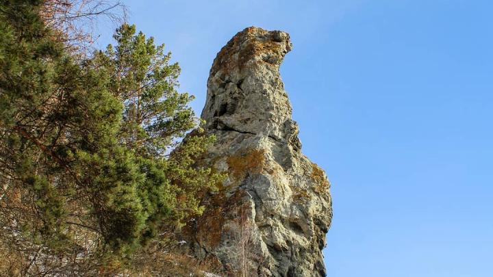 Второе ЧП на туристических тропах: на скале «Голубка» сорвался и погиб мужчина
