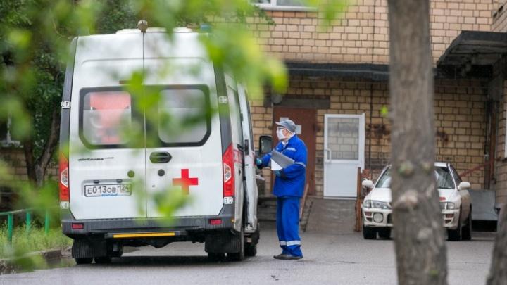 Вторые сутки в Красноярске не фиксируют смерти от коронавируса