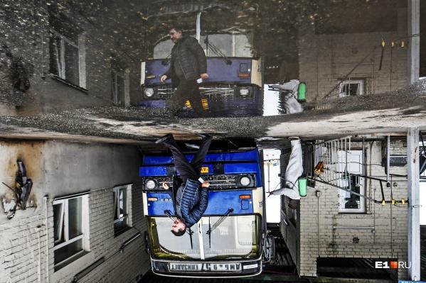 Этот автобус — один из кандидатов в экспонаты музея городского транспорта