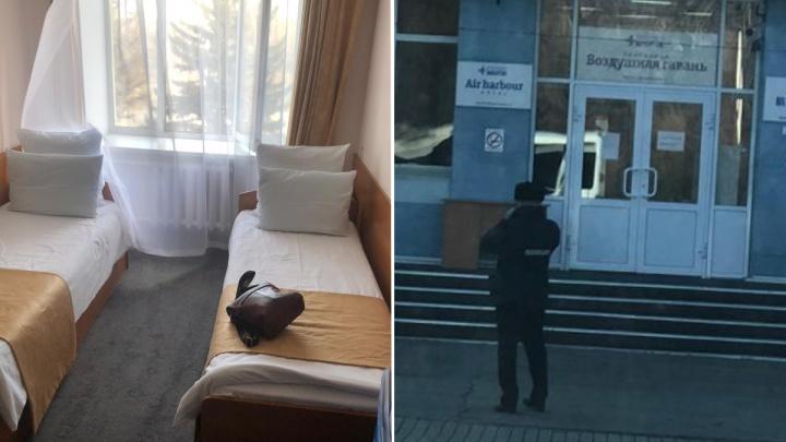 Уральцы вернулись из Таиланда последним рейсом и две недели провели в обсерваторе Иркутска