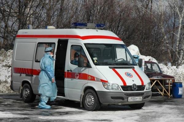 Медикам доплатят за работу с зараженными коронавирусом