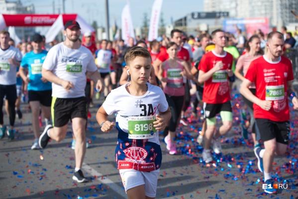 По словам Андрея Уткина, к марафону, который должен был пройти в воскресенье, всё было готово