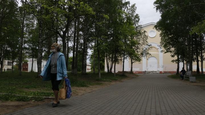 Оперштаб региона: большинство болеющих COVID-19 жителей Новодвинска не являются сотрудниками АЦБК