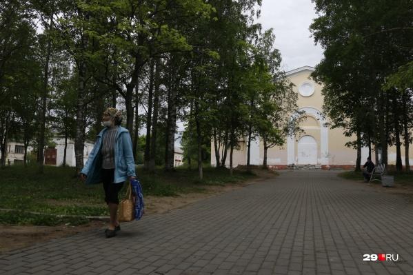 В Новодвинске с начала пандемии зафиксировали 308 случаев с COVID-19<br>