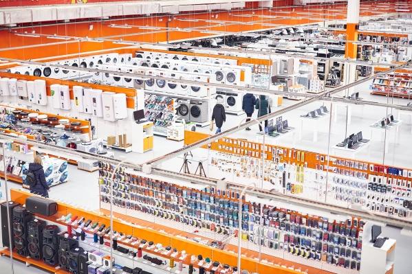 Теперь, чтобы купить любую электронику, не придется бегать по десяткам магазинов