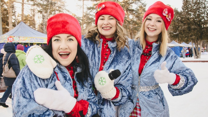 Без прежнего размаха и горячих пельменей: смотрим, как в Челябинске прошел любимый зимний фестиваль