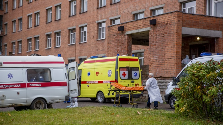 «Острая фаза со всеми вытекающими»: медики рассказали о ситуации с коронавирусом в регионе