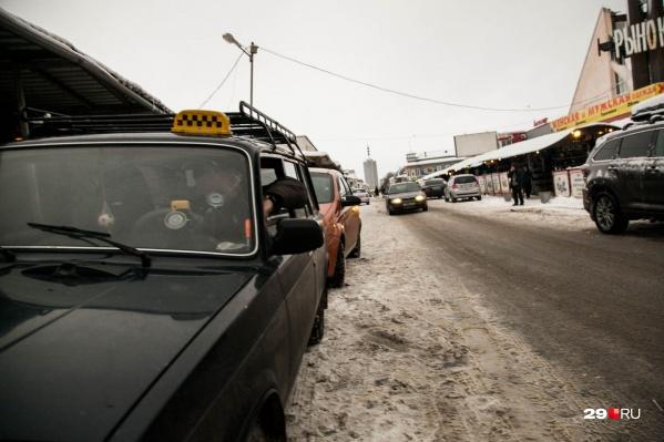 В Архангельске большой выбор такси. А на каком ездите вы?