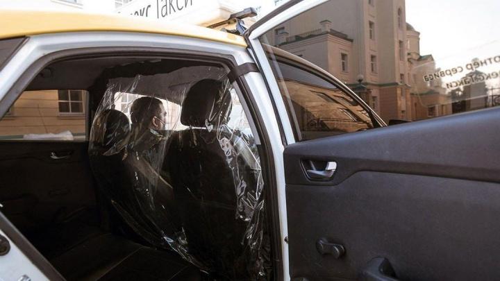 Евгений Куйвашев объяснил, зачем нужны перегородки в такси. Через два дня после указа
