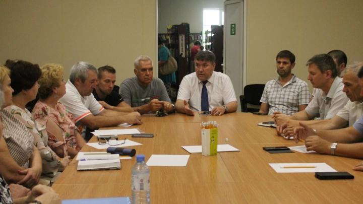 Голубев назначил нового министра ЖКХ