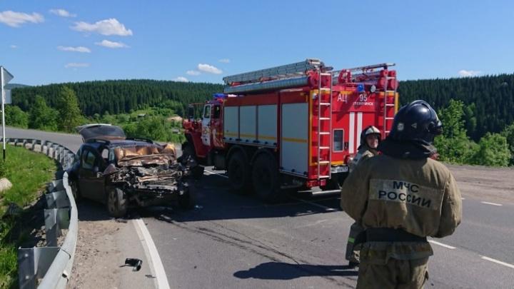 В Прикамье за смертельное ДТП с автобусом будут судить водителя Renault Duster
