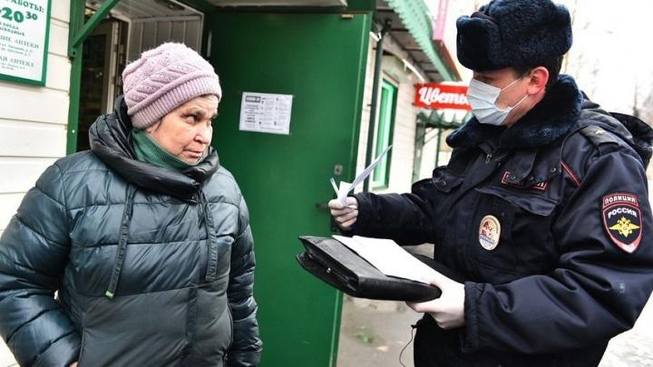 Ходят по домам: в Ярославле полиция проверяет пенсионеров