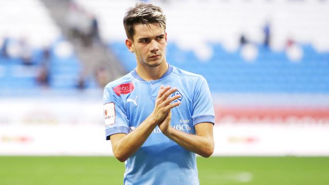 Футбольный клуб «Сочи» выкупил игрока самарских «Крыльев»