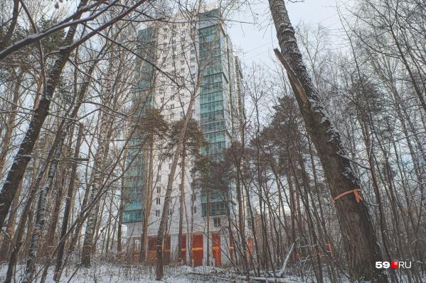 Рядом с высоткой ЖК «Олимп» РЖД планирует построить свою гостиницу