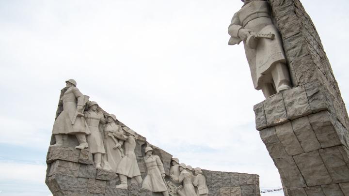 Вход на территорию «Самбекских высот» вновь стал бесплатным. Но только частично