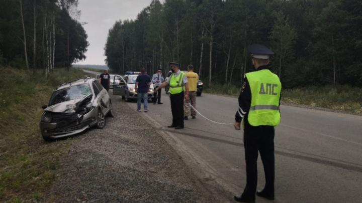 В Невьянске подросток погиб под колесами автомобиля