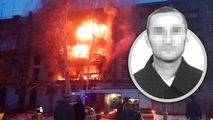 СК прокомментировал задержание мужчины по делу о взрыве в магнитогорской квартире