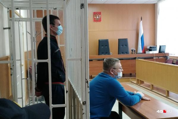 В Кургане состоялся суд над Романом Ванюковым