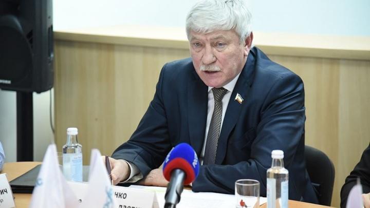 У депутата Заксобрания Ростовской области обнаружили COVID-19