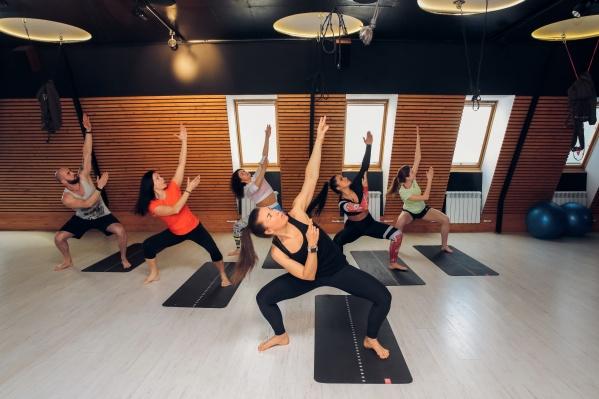 Фитнес-клуб начал потихоньку возобновлять работу после коронавирусного перерыва