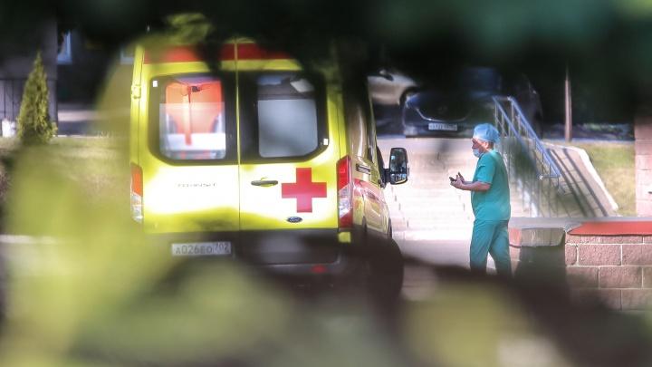 В Башкирии за сутки коронавирусом заразились еще 62 человека