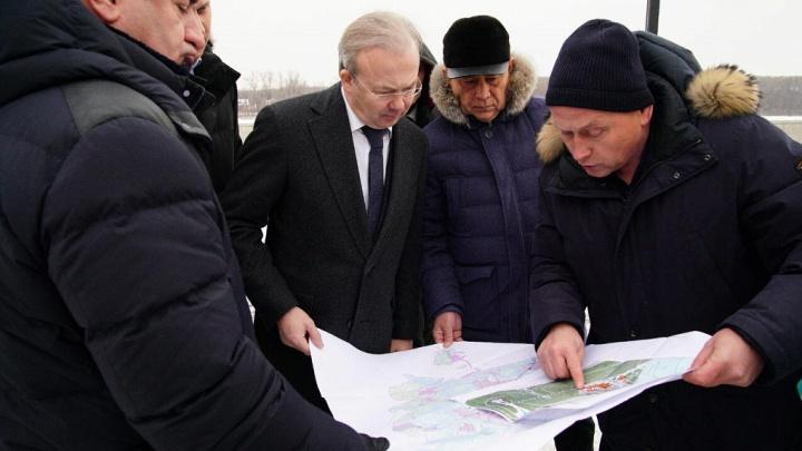 Швейцарская компания построит в Уфе 9канатных дорог