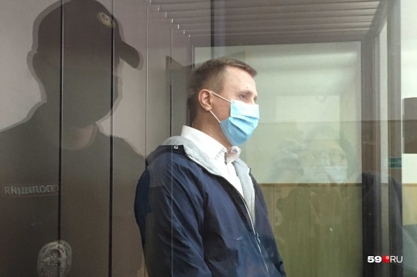 Алексей Лобанов вину не признал