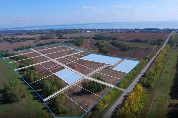 Цены на земельные участки пока ниже рынка — от 35 000 рублей за сотку