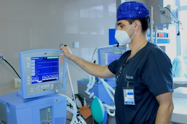 Новое оборудование распределили между девятью больницами