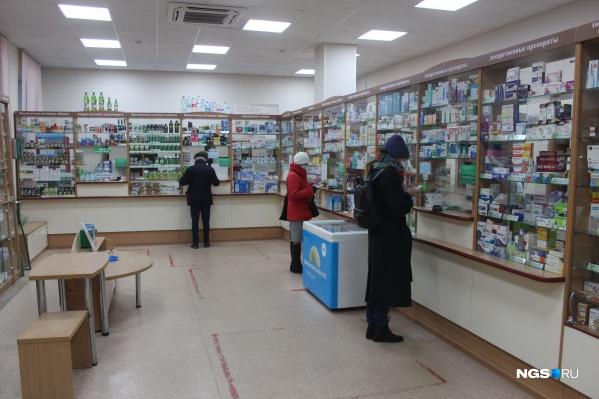 Кроме антибиотиков для муниципальных аптек также закупят противовирусные препараты