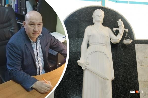 Адвокат Роман Бикбулатов готовится к предстоящей апелляции