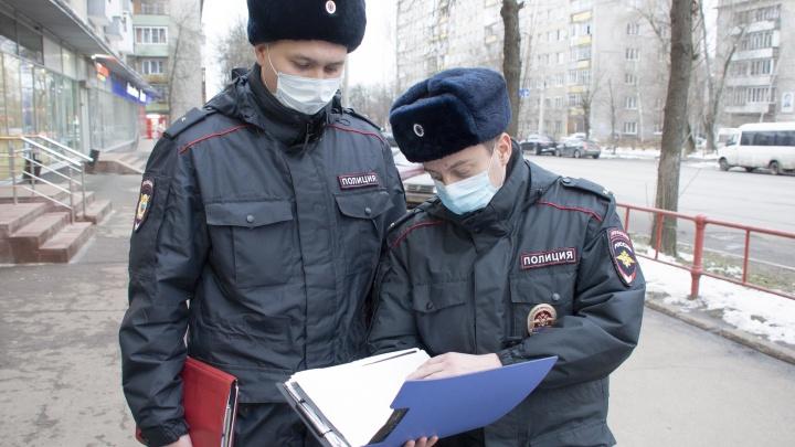 В Ярославле устроили облаву на нарушителей масочного режима