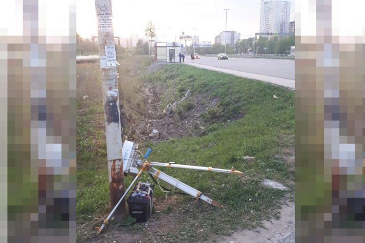 В 2020 году в Екатеринбурге и его окрестностях произошла серия нападений на смотрителей камер