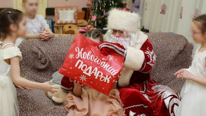 Пермякам предложили стать Дедами Морозами и Снегурочками для ребят из домов-интернатов для инвалидов