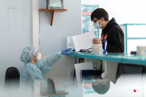 Уже шесть дней количество выявляемых больных не превышает 50 человек