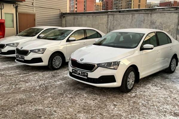 Компания планирует запустить прокат автомобилей в январе