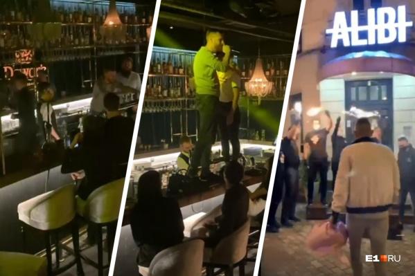 В ночь с 17 на 18 августа в Екатеринбурге открылись первые рестораны. Прошло 142 дня с тех пор, когда они были вынуждены закрыться из-за пандемии