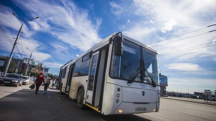 Минтранс России одобрил Новосибирску покупку 40 автобусов