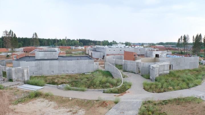 В Перми перенесли сроки сдачи нового зоопарка и сцены оперного театра