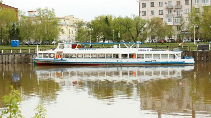 На «Ракете» до Тары: вспоминаем омский речной транспорт, который обещают возродить в этом году