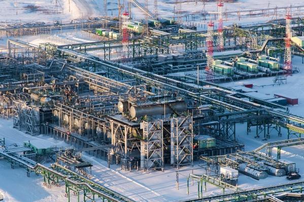 Разлив нефти произошел на одном из месторождений НАО