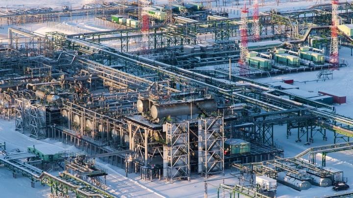 На месторождении в НАО произошел разлив нефти
