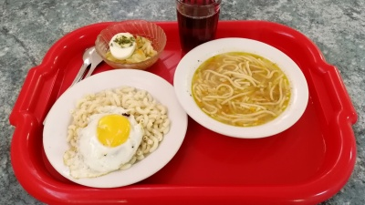 Оценить бесплатное питание в школах Прикамья (и пожаловаться на него) родители учеников могут на «Госуслугах»