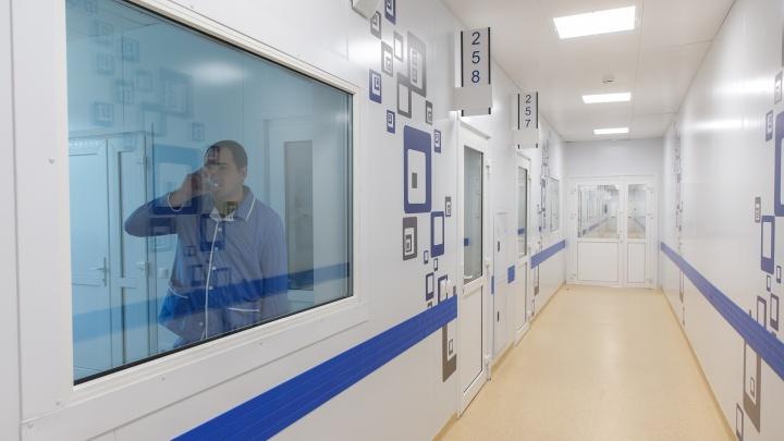 Число заболевших COVID-19 в Тюменской области снова увеличилось