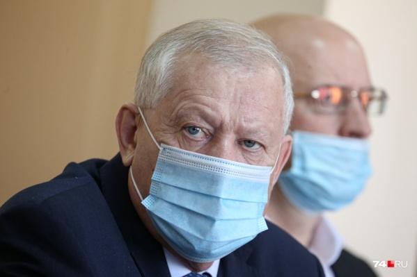 Гособвинение просило отправить Евгения Тефтелевав колонию на шесть с половиной лет и взыскать с него штраф в 75 миллионов рублей
