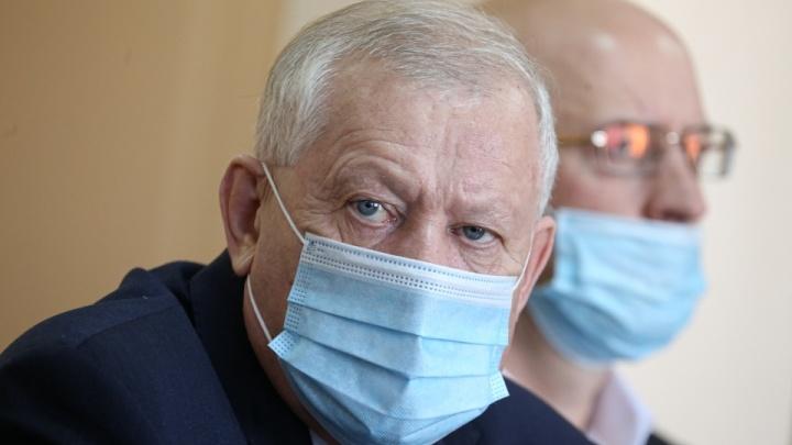 Итоговое заседание суда по делу экс-мэра Челябинска Евгения Тефтелева пройдёт без СМИ и слушателей
