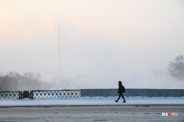 Календарная зима начнется с похолодания, но, возможно, это будет самая холодная неделя в декабре